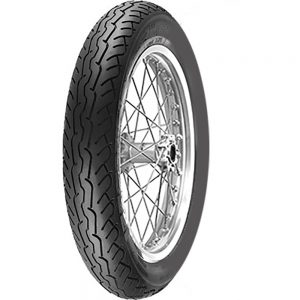 100/90-19 (57S) Pirelli MT66-Route Front Motorcycle Tire for Kawasaki EN450 LTD 1990