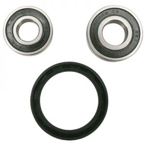 Pivot Works Front Wheel Bearing Kit for Kawasaki KLR250 1987-2005
