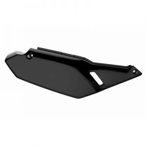 Polisport Side Panels Left Side Black for Kawasaki KLR650 2008-2018