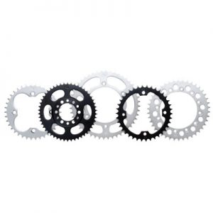Primary Drive Rear Steel Sprocket 42 Tooth for Honda TRX 200/D 1990-1997