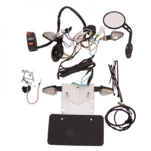 Ryco Enduro Lighting Kit for Husqvarna FE 250 2014-2016