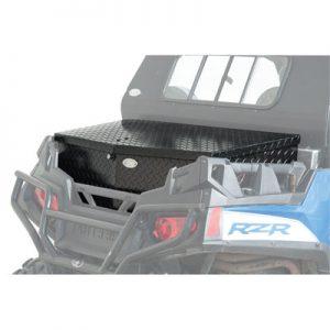 Ryfab Aluminum Cargo Storage Box Black for Polaris RANGER RZR 800 2007-2013