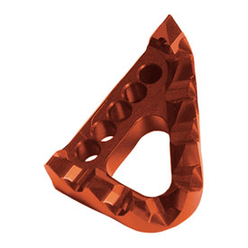 7602 Racing Brake Pedal Tip Orange for Husaberg FE 250 2013-2014