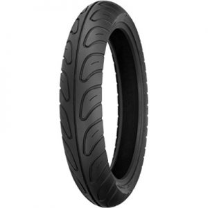 120/70ZR-17 (58W) Shinko 006 Podium Front Motorcycle Tire for Aprilia Caponord 1200 ABS 2014-2016
