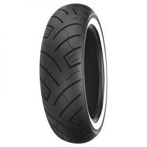 90/90-21 (54H) Shinko 777 Front Motorcycle Tire White Wall for BMW F650GS Dakar 2005