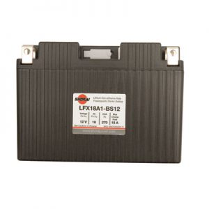 Shorai Lithium-Iron Battery LFX18A1-BS12 for Aprilia RSV 1000 R 2004-2008