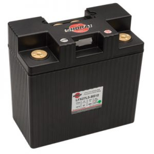 Shorai Lithium-Iron Battery LFX14L5-BS12 for Arctic Cat 250 2×4 1999-2005
