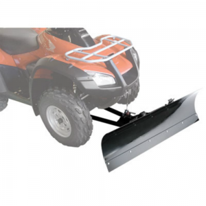 Tusk Snow Plow Kit, Winch Equipped ATV, 60″ Blade for Suzuki King Quad 450 4×4 2007-2010