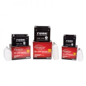 Tusk Tec-Core Battery with Acid TB16CLB for Bombardier Quest 500 4×4 2002-2004