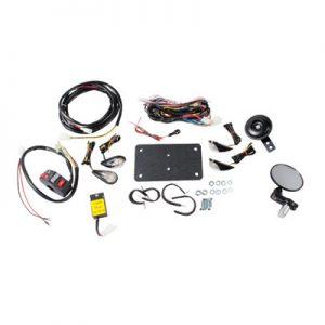 ATV Horn & Signal Kit with Flush Mount Signals for Arctic Cat 1000 LTD 2012