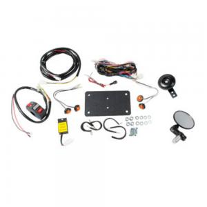 ATV Horn & Signal Kit with Recessed Signals for Arctic Cat 1000 LTD 2012