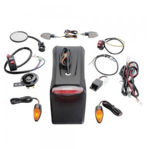 Tusk Motorcycle Enduro Lighting Kit for Honda CRF250X 2004-2009