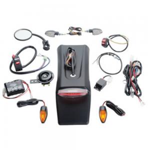 Tusk Motorcycle Enduro Lighting Kit for Honda XR250R 1990-2004