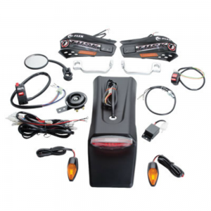 Tusk Motorcycle Enduro Lighting Kit with Handguard Turn Signals for Honda CRF250X 2004-2009