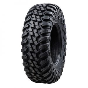 Tusk Terrabite Radial Tire 27×9-12 Medium/Hard Terrain for Yamaha Wolverine X4 2018-2019