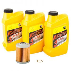 Tusk Oil Change Kit With Can-Am XPS Synthetic All Climate for Can-Am Commander 1000 2011-2014