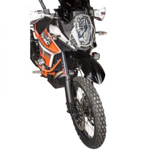 High Fender Kit Black for KTM 1090 Adventure R 2017-2018