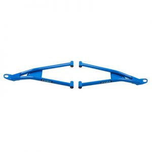 Tusk Mohawk Extreme Duty High Clearance Lower A-Arms Blue without Hardware for Polaris RANGER RZR XP 1000 2017-2018