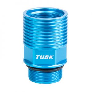 Tusk Rear Brake Reservoir Extender Blue