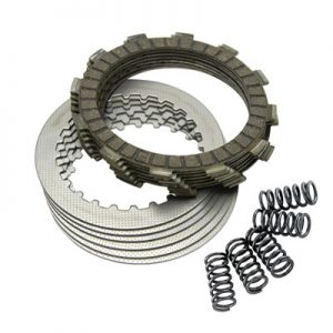 Tusk Clutch Kit With Heavy Duty Springs for Honda XR650L 1993-2009