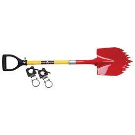 Krazy Beaver Super Shovel with Axia Alloys Mount Kit