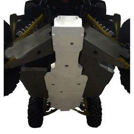 Ricochet Full Chassis Skid Plate