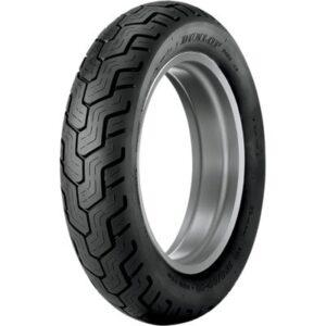 Dunlop D404 Rear Motorcycle Tire