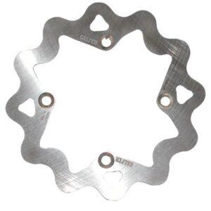 Galfer Wave Brake Rotor, Rear