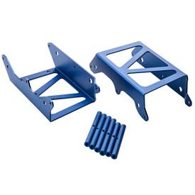 7602 Racing Radiator Braces
