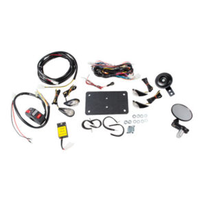 Tusk ATV Horn & Signal Kit with Flush Mount Signals