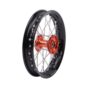 Tusk Impact Complete Wheel – Front