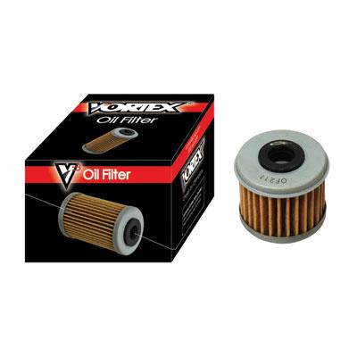 Vortex Oil Filter