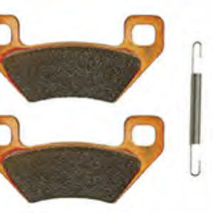 SPI Full Metal Brake pads for POLARIS 550 ADVENTURE 2017
