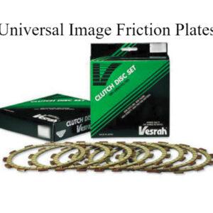 Vesrah Clutch Friction Plates for Kawasaki KL600 1984-1986