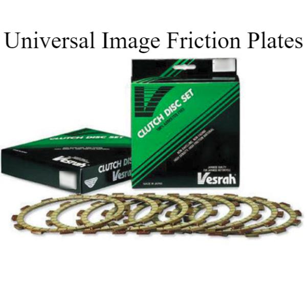 Vesrah Clutch Friction Plates for Suzuki Ozark 2004