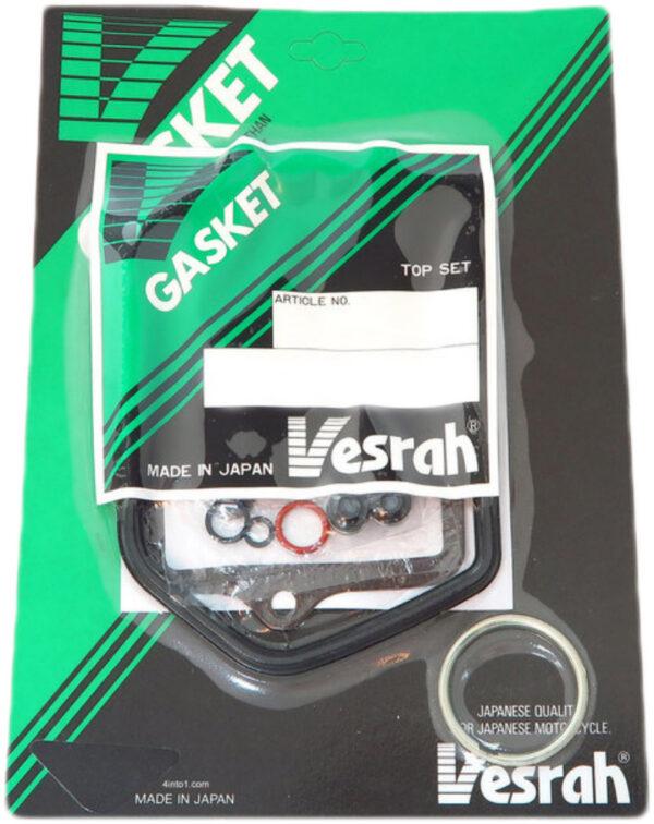 Vesrah Top End Gasket Kit for Kawasaki KDX250 1980