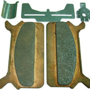 SPI Full Metal Brake pads for POLARIS WIDETRACK GT, LX 1997-2004