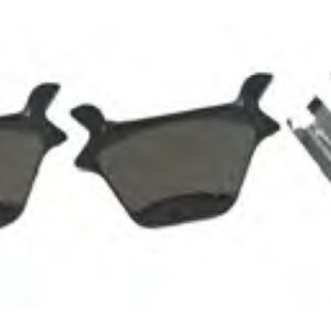 SPI Full Metal Brake pads for POLARIS INDY'S ALL MODELS  (EXCEPT 340) 1999-2003