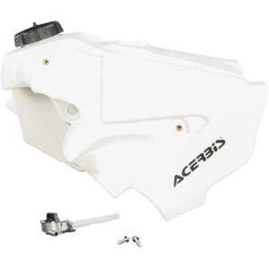 Acerbis Fuel Tank 2.2 Gallon White for Yamaha YZ85 2007-2018
