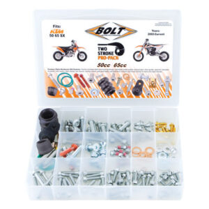 Bolt Euro Style Two Stroke Pro Pack Kit for Husqvarna TC 50 2017