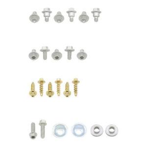 Bolt Full Plastics Fastener Kit for Husqvarna TC 50 2017