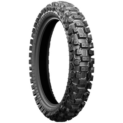 100/100×18 Bridgestone Battlecross X30 Intermediate Terrain Tire for Beta 125 RR-S 2017