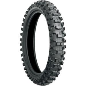 100/100×18 Bridgestone M204 Soft/Intermediate Terrain Tire for Beta 125 RR-S 2017