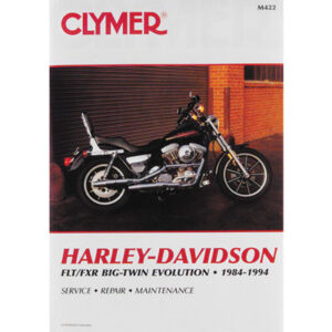 Clymer Repair Manuals for Harley-Davidson Electra Glide FLH/C  1984