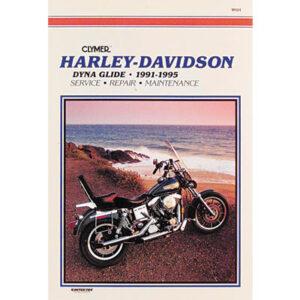Clymer Repair Manuals for Harley-Davidson Dyna Glide CONV  1997-1998