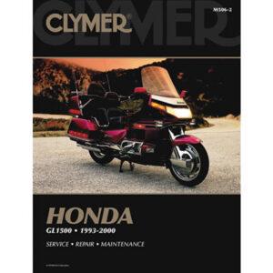 Clymer Repair Manuals for Honda Gold Wing Aspencade GL1500A 1993-2000