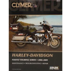 Clymer Repair Manuals for Harley-Davidson CVO Electra Glide Ultra Classic FLHTCUSE 2006-2009