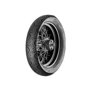 Continental ContiLegend Front Motorcycle Tire 130/70-18 (63H) Wide White Wall for Honda Gold Wing Aspencade GL1500A 1991-2000