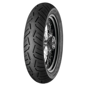 Continental ContiRoad Attack 3 Front Motorcycle Tire 120/70ZR-17 (58W) for Aprilia Caponord 1200 ABS 2014-2018