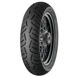 Continental ContiRoad Attack 3 Rear Motorcycle Tire 190/50ZR-17 (75W) for Aprilia RSV 1000 Mille 2000-2003